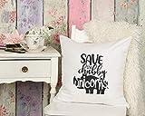 Kissen Dekokissen Save the chubby unicorns