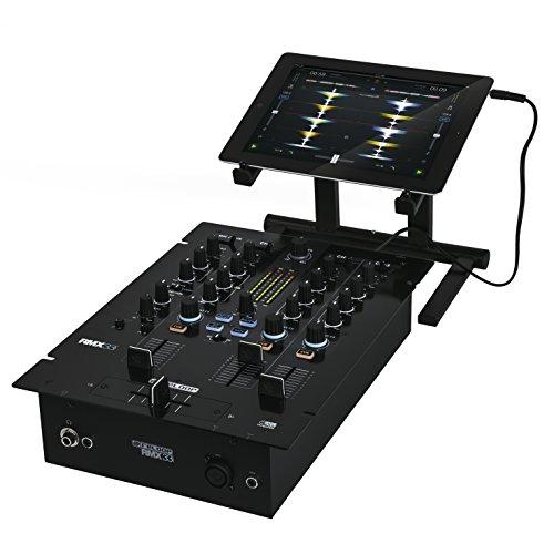 Reloop RMX-33i – 3+1 Kanal DJ Scratch/Battle Mixer mit integrierten Instant Sound Colour Effekten, 3-Band EQ (Kill/Classic) und Innofader-Kompatibilität, für DVS, iPad, Android Tablets oder Smartphone, (schwarz)