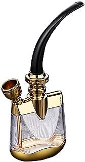 Zinc Alloy Filter Hookah Hose, JUMEIGE New Shisha Set, Shisha Gift Accessories for Filtration of Hazardous Substances (Color3)