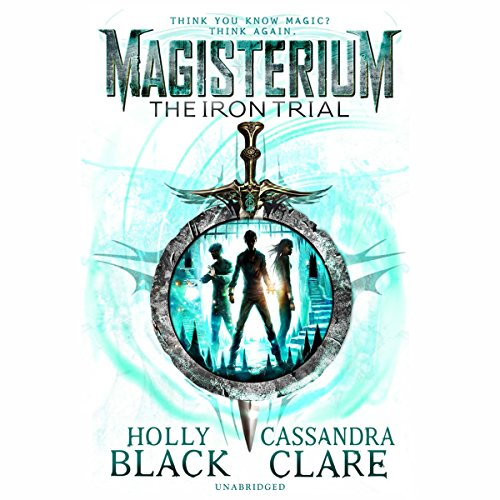 Magisterium: The Iron Trial cover art