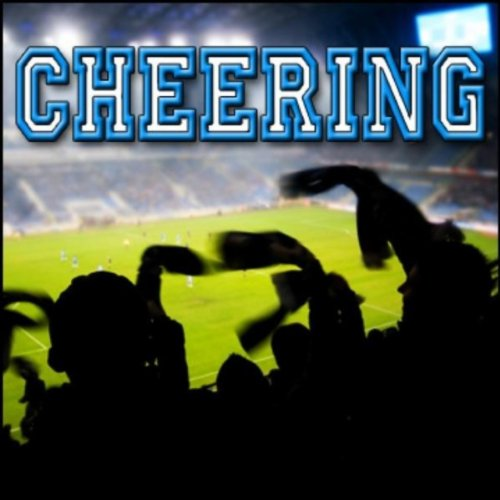 Cheering, Stadium - Large Stadium Crowd Wall Of Cheer During Game, Turns Into Light Cheering And Applause, Applauding & Clapping Crowds, Cheering Large Outdoor Crowds