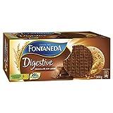 Fontaneda Digestive Galletas Cubiertas de Chocolate con Leche - 300 g