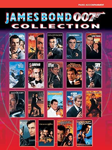 James Bond 007 Collection: Piano Acc: Piano Accompaniment