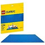 LEGO Classic - La plaque de base bleue - 10714 - Jeu de Construction