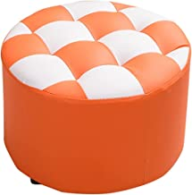 Ottomaanse meubels accessoires - kleine kruk mode dames lage kruk creatieve slijtage schoen kruk stof bank bank kleine ban...