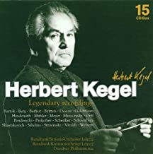 herbert kegel legendary recordings