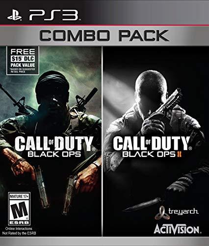 Call Of Duty: Black Ops 1 & 2 Combo Pack [Importación Inglesa]