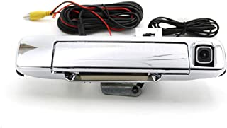 Car Third Roof Top Mount Brake Lamp Camera Brake Light Rear View Backup Camera for Isuzu D-MAX DMAX 2012-2015 Reverse Park...