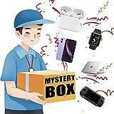 Mystery Box Electronic, Random Electronic Product Explosion Box Caja Sorpresa, Bonitos Regalos: teléfonos móviles, visión Nocturna, portátil, Smart Watches, Consolas de Juegos, etc.