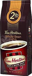 100% Arabica Medium Roast, Original Blend, Whole Bean Coffee, 2 pound Bag