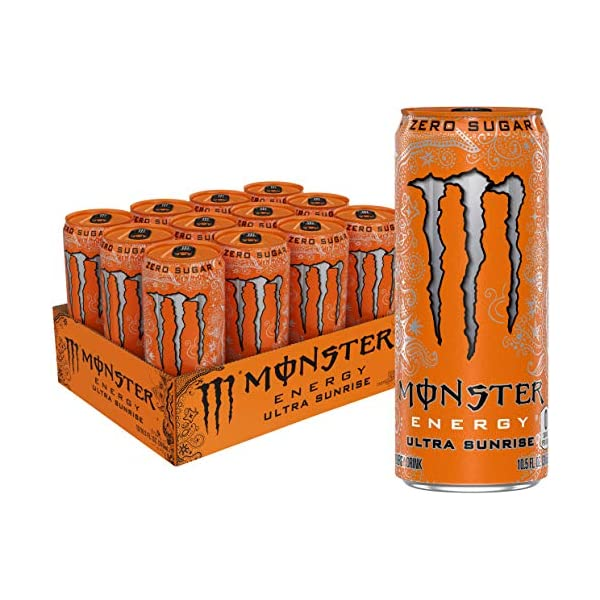 Monster Energy Zero Ultra