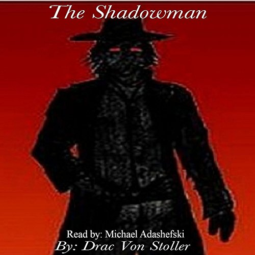 The Shadowman cover art