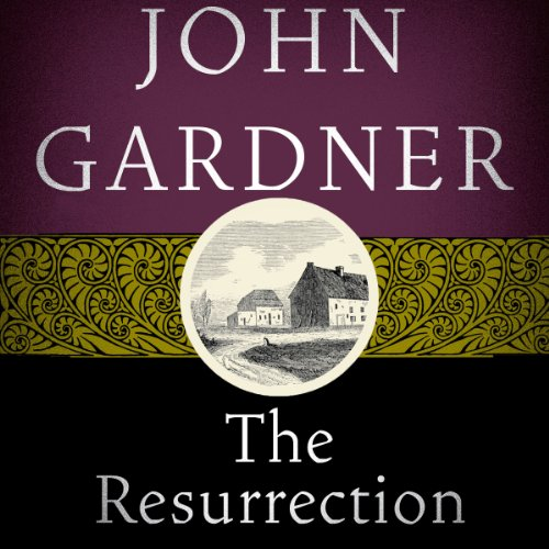 The Resurrection audiobook cover art
