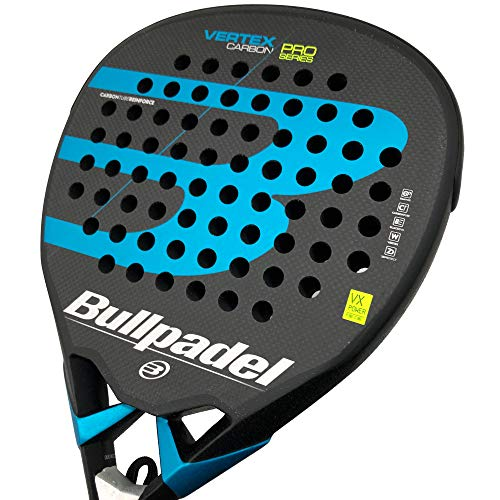 Bullpadel Vertex Carbon Pro LTD Blue Rough