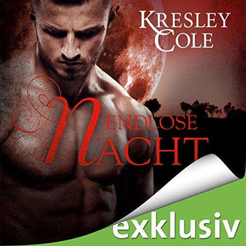 Endlose Nacht audiobook cover art