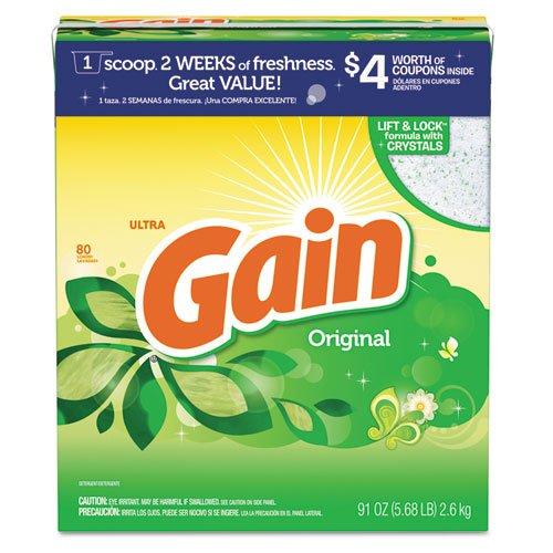 PGC84910 - Powdered Laundry Detergent Original Latest item Sales results No. 1 91oz Box Scent