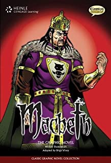 Macbeth: Classic Graphic Novel Collection (Classic Graphic Novels)