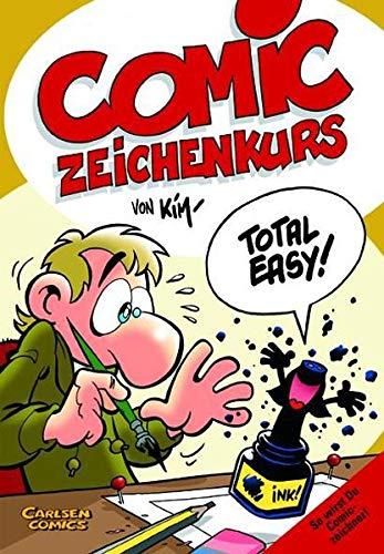 Comiczeichenkurs: So wirst du Comiczeichner | Comiczeichenkurs: Comics einfach zeichnen lernen