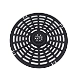 Air Fryer Replacement Grill Pan Fit for Power Dash Chefman 3.7 QT Air Fryers,Non-Stick Fry Pan, Dishwasher Safe - 7.87 in