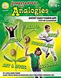 Mark Twain - Jumpstarters for Analogies, Grades 4 - 8