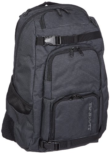 Dakine 26-Litre Duel Pack (Black Stripes, 19 x 12 x 9-Inch)