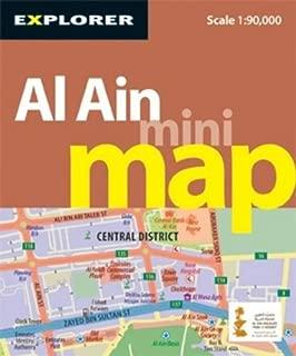 Al Ain Mini Map