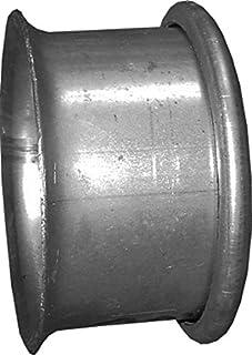 ETS-EXHAUST 410 Silenziatore marmitta Posteriore pour PANDA II 1.3 JTD HATCHBACK VAN 70hp 2003-