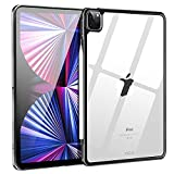 ZtotopCases Case iPad Pro 11 2021/2020, Clear PC Hard Back