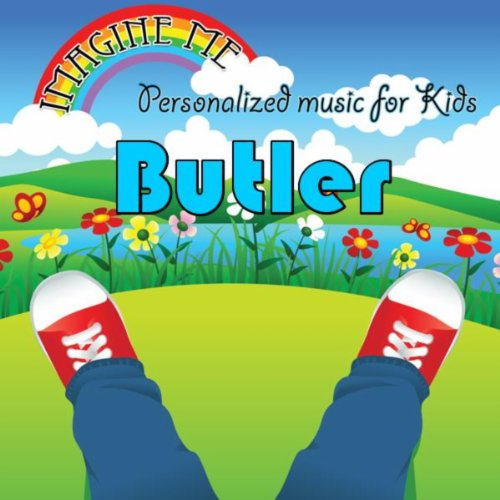 Imagine Me - Personalized Music for Kids: Butler