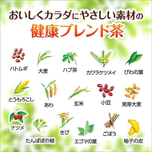 『【Amazon.co.jp 限定】アサヒ飲料 十六茶 2L×10本 デュアルオープンボックスタイプ』の4枚目の画像