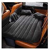 JONTUS® Car Travel Bed Heavy Quality (Multi Colour) Inflatable Sofa Bed Mattress Air Bed Cushion...