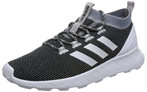 adidas Herren Questar Rise Fitnessschuhe, Schwarz (Negbás/Ftwbla/Grinat 000), 44 EU