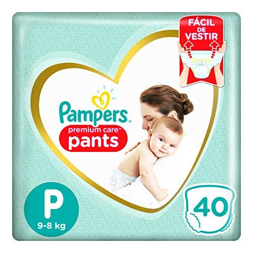 Fralda Pampers Pants Premium Care P 40 unidades, Pampers