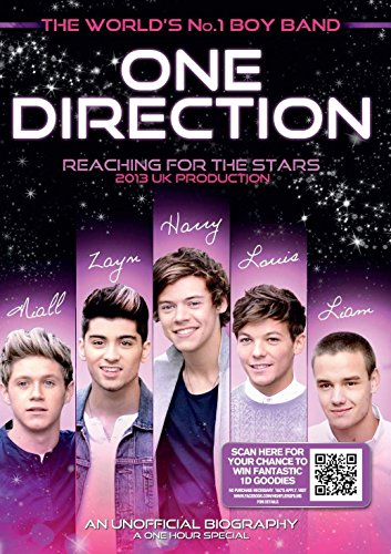 One Direction - Reaching For The Stars [DVD] [UK Import]