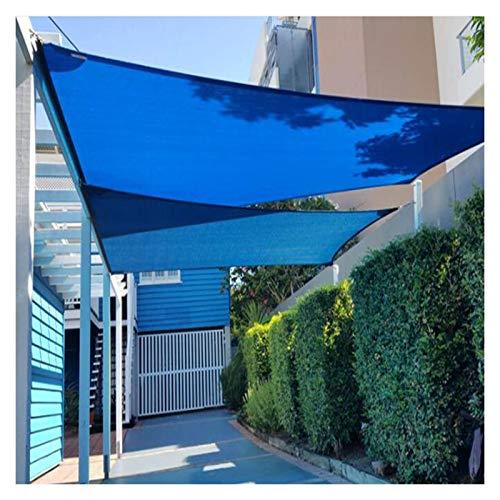 MAHFEI Malla Sombra De Red, Resistente A Los Rayos UV Panel De Parasol Pantalla De Privacidad con Ojales Red De Sombra para Plantas para Patio Decorativo Patio, Sombra Solar Pérgola O Gazebo