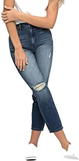 Retro Dallas Skinny Crop Jean