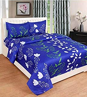 Cotton 150 TC Bedsheet (Full_Multicolour)