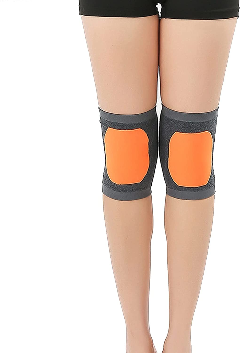 Cheap sale FGJH Unisex Protection Knee Joints an Plus Anti-Sliding Cashmere NEW before selling ☆