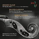 エルガー/アーノルド/シンプソン:弦楽オーケストラのための編曲集