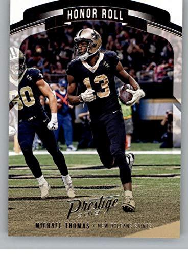2019 Panini Prestige Honor Roll #HR-MT Michael Thomas New Orleans Saints Football Card