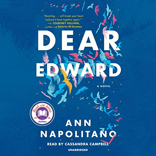 Dear Edward audiobook cover art