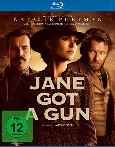 Jane Got A Gun [Blu-ray]