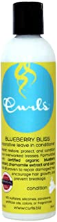 Curls Blueberry Bliss Reparative Leave In Conditioner, 8 Ounces