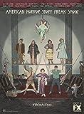 Da Bang American Horror Story - Freak Show TV Show Poster Coven Asylum 24x36inch