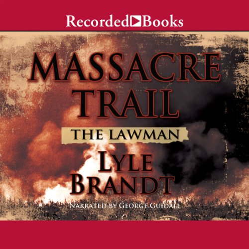 The Lawman: Massacre Trail cover art