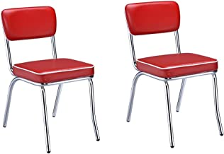 Best 50's diner chairs Reviews