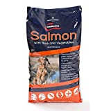 Chudleys Salmon Hypoallergenic Dog Food with Rice, Vegetables and Joint Support, 15 kg