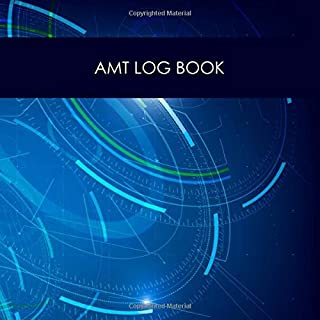AMT Logbook: Aviation Maintenance Technician log book: Record keeping, notes, evidence