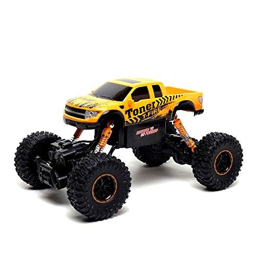 RC Monstertruck kaufen Monstertruck Bild 1: HSP Himoto 2,4Ghz RC Ferngesteuerter Off-Road Monster-Truck Fahrzeug, Crawler, Maßstab 1:16 mit 4WD Antrieb, Truck, Auto, Car, Komplett-Set*