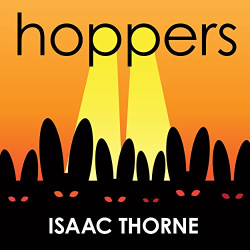 Hoppers audiobook cover art